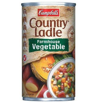 Country Ladle Farm Vegetable 495g