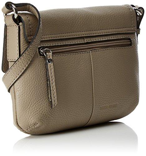 Bag Shoulderbag Aragonien Shoulder Grey Women's Gerry Shf Taupe Weber 104 I xE0RInwOq