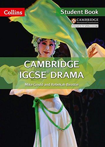Cambridge IGCSE® Drama: Student Book (Collins Cambridge IGCSE ®)