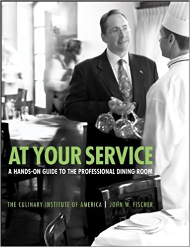 At Your Service Book
