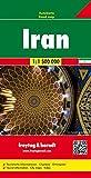 Iran, Autokarte 1:1.500.000, freytag & berndt Auto + Freizeitkarten