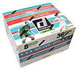 2016 Donruss Soccer Retail Box (36 Count)