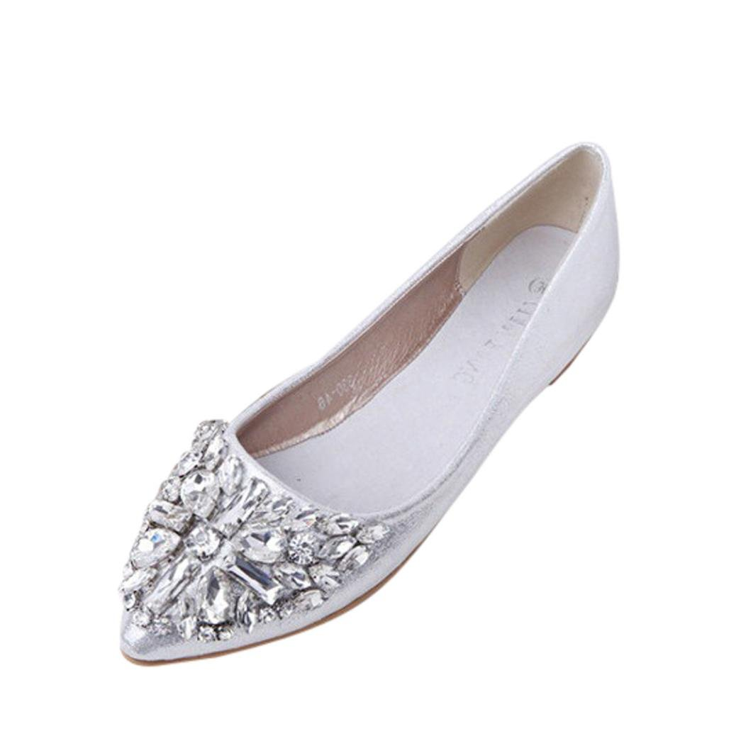 c3d900e5253a Amazon.com  haoricu Flat Shoes Women