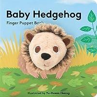 Baby Hedgehog. Finger Puppet Book (Little Finger