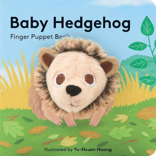 Baby Hedgehog: Finger Puppet Book (Little Finger Puppet Board Books) (Hedgehog Little)
