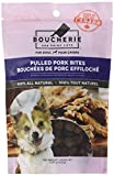Boucherie Petite Dog Treats Pulled Pork Bites in Resealable Pouch, 5.29oz/150g