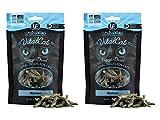Vital Cat Freeze-Dried Minnows Grain Free Limited Ingredient Cat Treats - .5 Oz Resealable Bag
