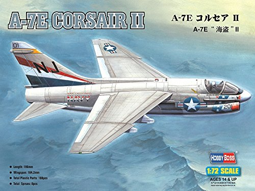 Hobby Boss HY87204 A-7E Corsair II Airplane Model Building Kit