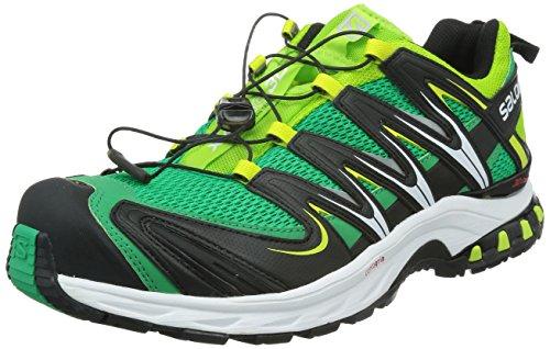 3d black Zapatillas Pro Xa Verde De Salomon Para Senderismo green Hombre xCRHzEqw