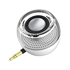 Mini Portable Speaker, 3W Mobile Phone S...