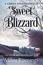 Sweet Blizzard, A Green Pines Novella