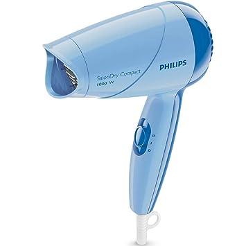 Philips HP8100/60 secador Azul 1000 W - Secador de Pelo (Azul, 1,5 m, 1000 W): Amazon.es: Hogar