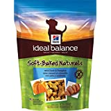 Hill'S Ideal Balance Grain Free Dog Treats, Soft-Baked Naturals With Duck & Pumpkin Soft Dog Treats, Healthy Dog Treats, 8 Oz Bag