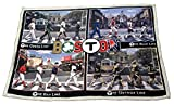 """Ever want to be the talk of the town? This is it! The """"T Pass"""" is the latest collection that screams """"BOSTON."""" Each team is represented in this beautiful throw blanket. This is the ULTIMATE Holiday gift item for the Boston Sports fan in your life. Th..."""