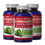 Product review for Citrus Pectin Powder - GREEN COFFEE BEAN EXTRACT CLEANSE - Mood Supplement 3 Bottles 180 Capsules