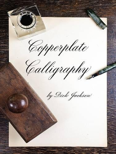 Copperplate Calligraphy  Dover Books On Lettering Calligraphy And Typography