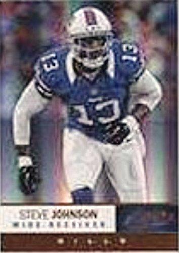 29 Football Card (2012 Steve Johnson #29 Football Card)