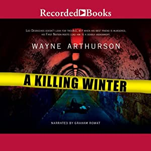 A Killing Winter Audiobook