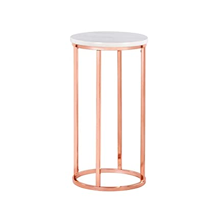 Surprising Amazon Com High Legged Side Table Wrought Iron End Table Dailytribune Chair Design For Home Dailytribuneorg