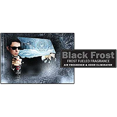 Chemical Guys AIR_224_16 Black Frost Air Freshener and Odor Eliminator (16 oz): Automotive