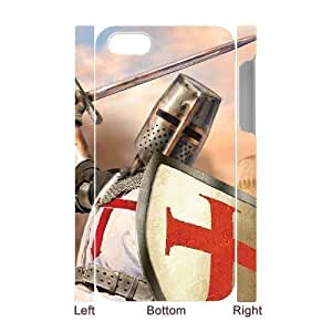 ALICASE Diy 3D Protection Hard Case Soldier For Iphone 5C [Pattern-1]