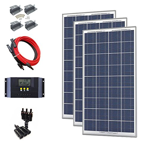 Unlimited-Solar-450-Watt-12-Volt-RV-Solar-Panel-Kit-with-3-x-150W