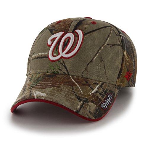 Washington Nationals Camo Hat Nationals Camouflage Cap