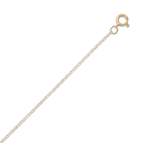 a6272766e6ea3 Cable Chain Necklace 14k Gold-filled - Made in the USA