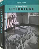 img - for McDougal Littell Literature New York: Student Edition Grade 8 2008 book / textbook / text book