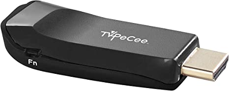 TVPeCee TV Stick - Conector HDMI para Miracast, Mirroring, AirPlay ...