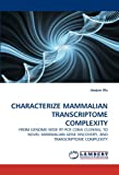 Characterize Mammalian Transcriptome Complexity, Jiaqian Wu, 3844320601