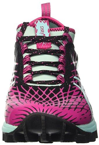 noir Pour Bleu Aruba Gel Noir Rose De Femmes fujirunnegade Asasm Sport Gymnastique 2 Chaussures CgRzqx
