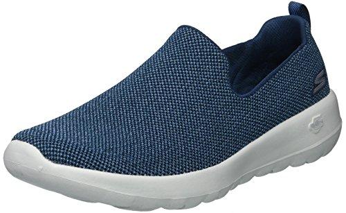 Skechers Women's Go Walk Joy-15609 Sneaker Navy/Gray
