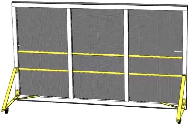 Tiras de Seguridad almacén Bug Pantalla para Dock & Puertas de Bahía: Amazon.es: Bricolaje y herramientas