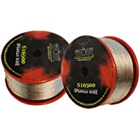 Absolute S16500 500-Feet Spool of 16 Gauge Speaker Wire