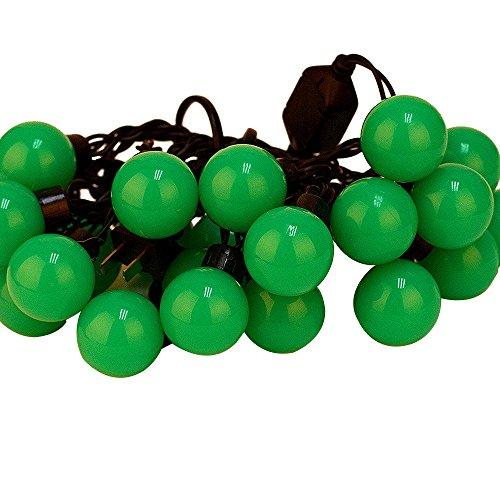 bzone-waterproof-decorative-globe-christmas-lights-green-20-led-155ft-fairy-string-light-rope-lights
