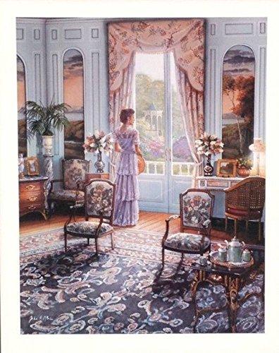 Victorian Ladies- John O'Brien (22x28) Unframed Art Print ()