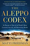 The Aleppo Codex: In Pursuit of One of the World's
