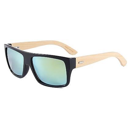 Aihifly Gafas de Sol polarizadas Lente de Color Plano ...