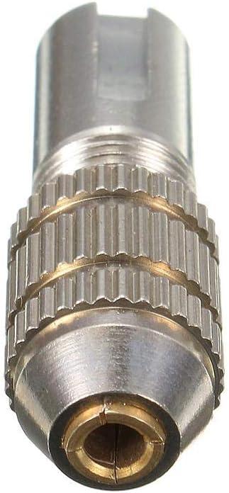 CHUNSHENN Power Tool Accessories 11pcs 0.5-3.2mm Mini Electric Drill Bit Collet Set Fit for Micro Small Twist Chuck Drill Chuck Cutting Tools