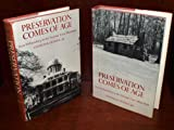 Preservation Comes of Age : From Williamsburg to the National Trust, 1926-1949, Hosmer, Charles B., Jr., 0813907128