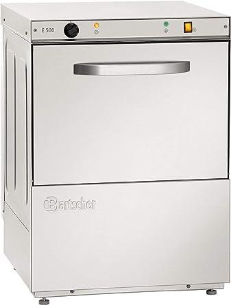 Bartscher E500 LPR Independiente lavavajilla - Lavavajillas ...