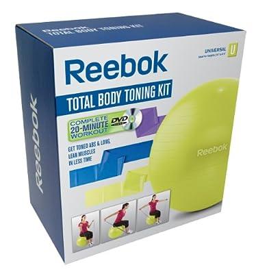 Reebok Total Body Toning Kit With Dvd by Reebok