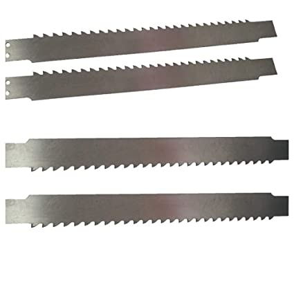 25 Pack TCT High Speed Steel Band Saw Blade Carbide Tipped Frame Saw ...