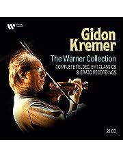 Gidon Kremer: The Warner Collection: Complete Teldec, EMI Classics & Erato Recordings