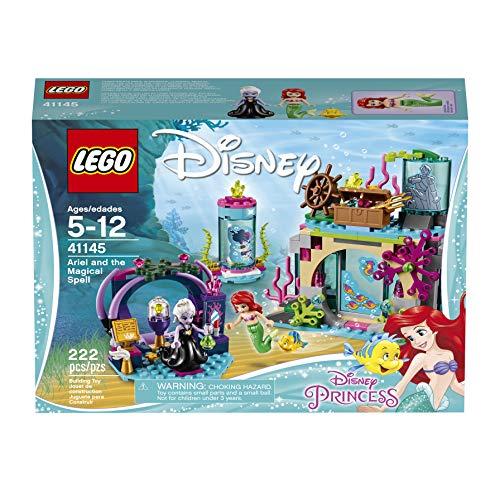 """레고 디즈니 개미 L""""바다의 마녀 어스《라》의 주술"""" 41145"""