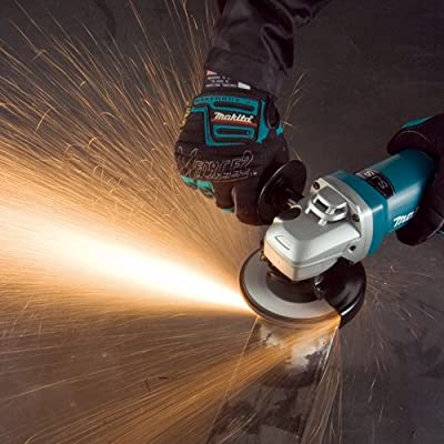Makita 9564PC 4-1/2-Inch Angle Grinder with Paddle Switch