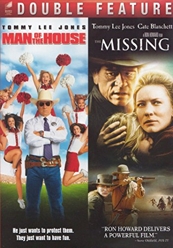 Man of the house / The missing (Double feature)