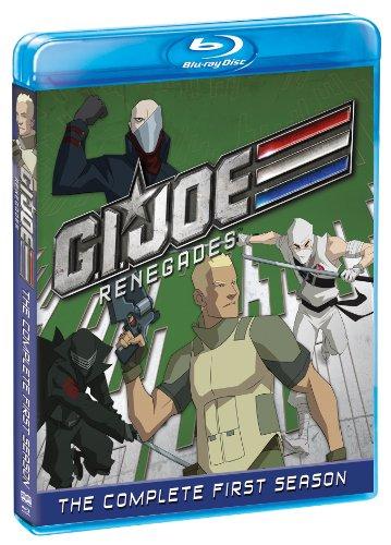 G.I. Joe Renegades: Season 1 [Blu-ray] (Gi Joe The Movie Blu Ray)