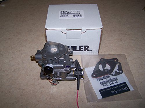 kohler carburetor kit - 9